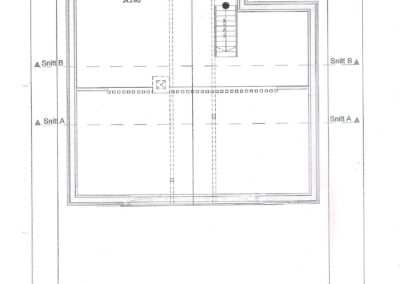 Beiarhytta 50 m2 plantegning 001