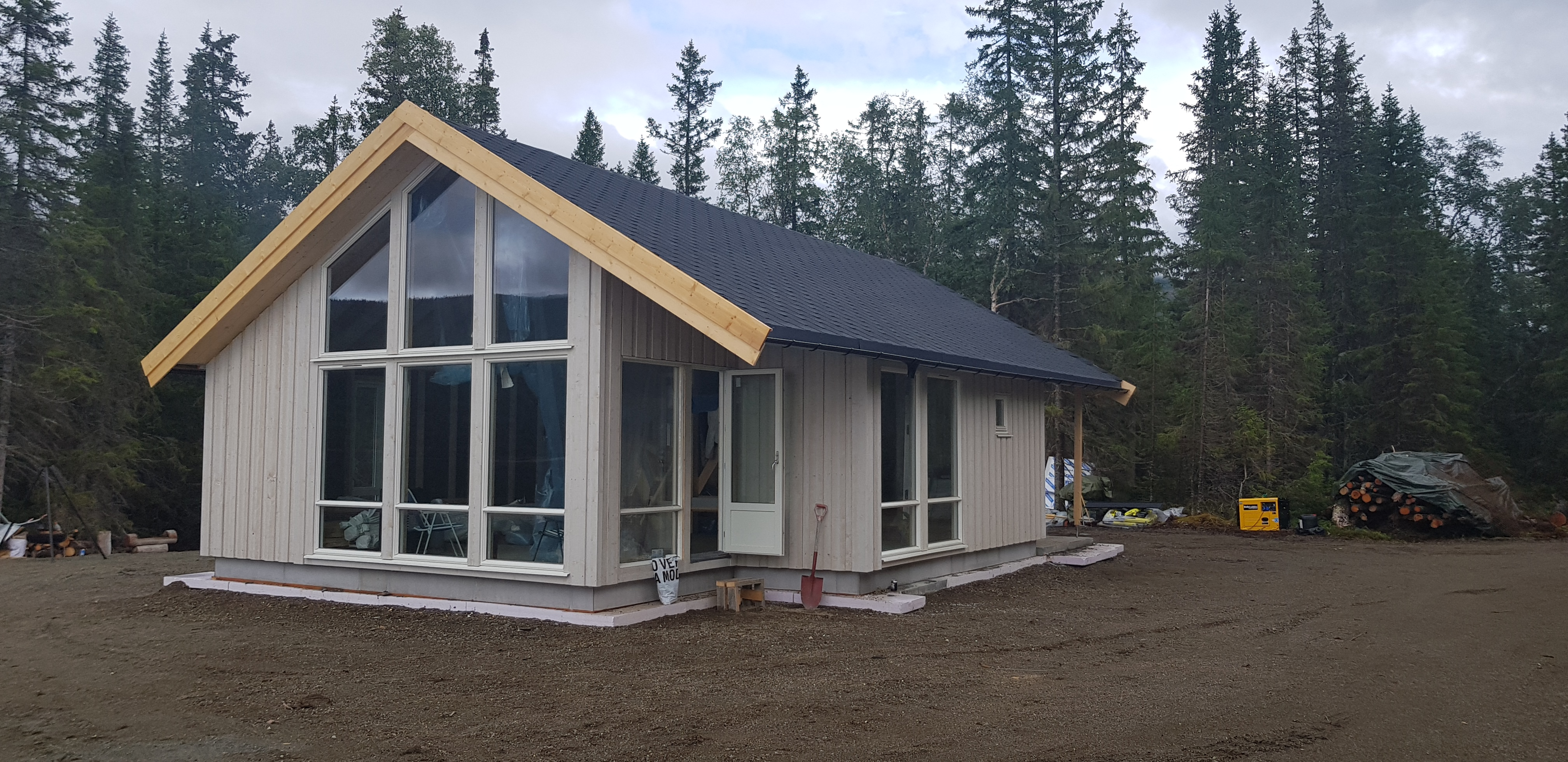Hytte i Hattfjelldal